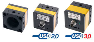 USB 2.0 and USB 3.0 cameras VisioSens VFU