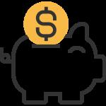Saving customers budgets